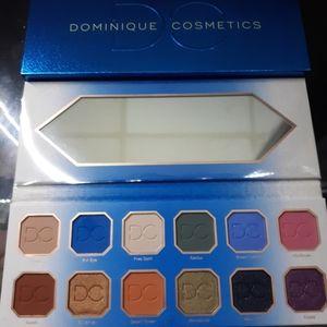 Domonique cosmetics rustic glam pallet